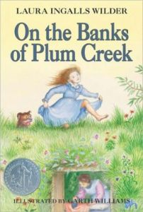On the Banks of Plum Creek cover